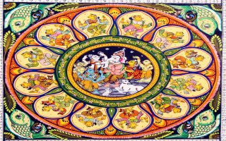 Pattachitra Art